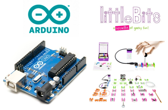 Arduino Vs LittleBits